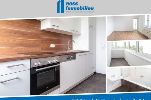 Gemütliche Wohnung mit Küche und Freiparkplatz