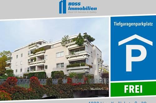 Tiefgaragenplatz | Kudlichstraße 39a, 4020 Linz
