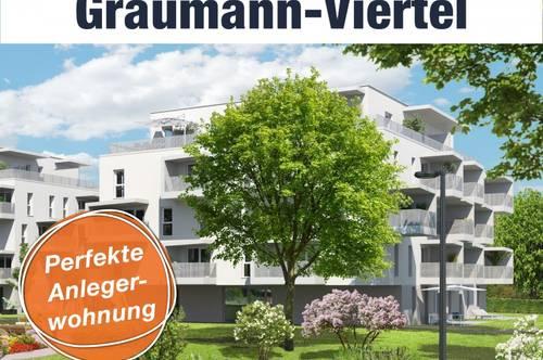 Anlegerwohnung mit Wertsteigerung - das Graumann-Viertel in Traun | Top 3.0.1