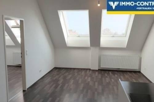 Schöne Dachgeschosswohnung im Zentrum