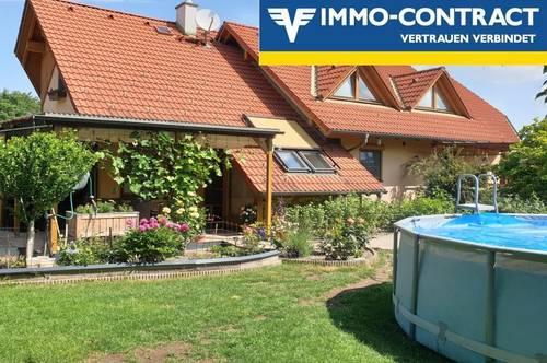 2 komplett eigenständige Häuser auf einem Grundstück, mit eigenem Wald!!!