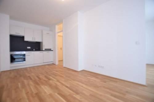 Puntigam - Brauquartier - 35m² - 2 Zimmer - großer Balkon - Top Aufteilung