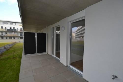 Annenviertel - 35m² - 2 Zimmer  - einzigartige Raumaufteilung - große Terrasse mit Garten