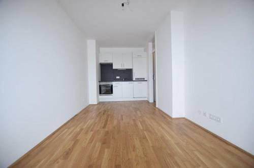 Puntigam - Brauquartier - 35m² - 2 Zimmer - großer Balkon - letzter Stock