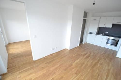 Puntigam - Brauquartier - 34m² - 2 Zimmerwohnung - 13m² Balkon - letzter Stock