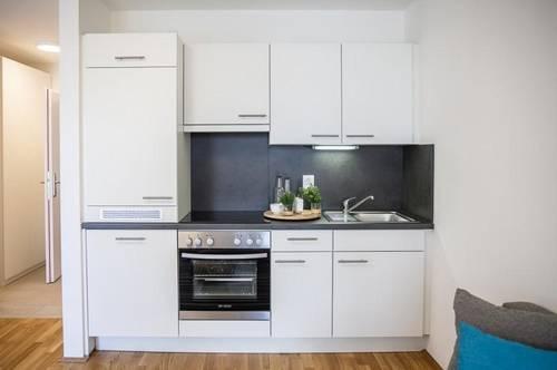 Puntigam - Brauquartier  - 32m² inkl. Loggia - Singlewohnung - perfekte Infrastruktur