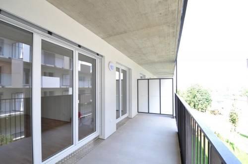 Puntigam - Brauquartier  - 44m² - 2 Zimmer - großer Balkon - Single oder Pärchenwohnung