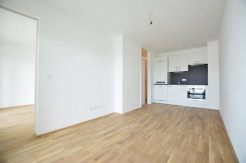 Puntigam - Brauquartier - 48m² - 2 Zimmer - Singlewohnung - große Loggia
