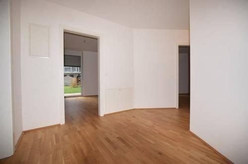 PROVISIONSFREI - Zentrum - 65m² - 3 Zimmer-Wohnung  - Gartenanteil mit Terrasse