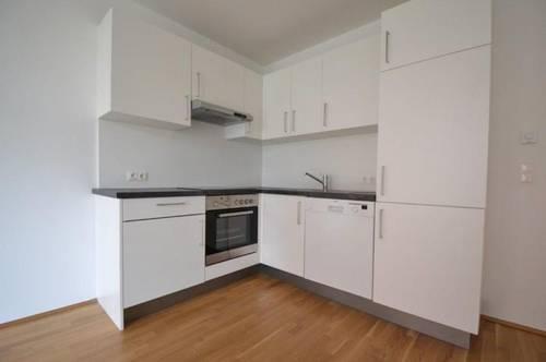 Liebenau - Neubau - 58m² - 3 Zimmer Wohnung - Garten und Terrasse
