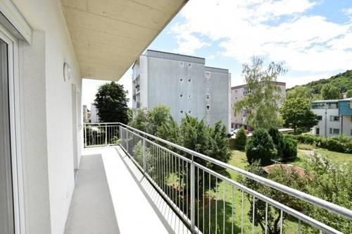Straßgang - 54m²  - 3 Zimmer mit Balkon und Parkplatz - sonnig
