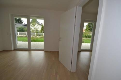Liebenau - 57m² - sonnige 3 Zimmer-Gartenwohnung mit Terrasse und Parkplatz