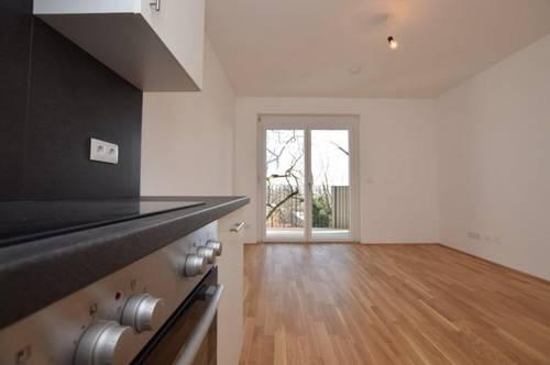 Brauquartier - 2 Zimmer - 42m² - neuwertig - großer Balkon - ruhige Ausrichtung