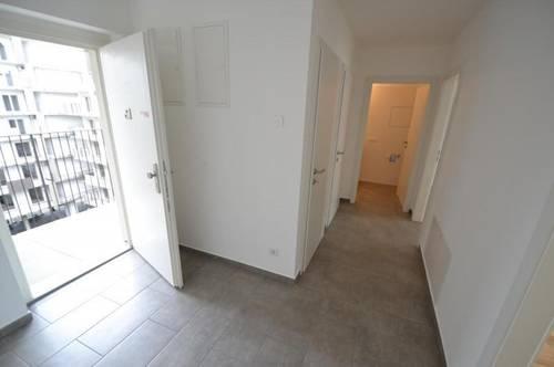 Puntigam - Brauquartier - 54m² - 3 Zimmer - Pärchenwohnung oder WG fähig - 20m² Balkon