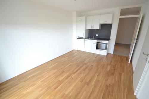Puntigam - Brauquartier - 40m² - 2 Zimmer - 13m² Balkon - Südausrichtung