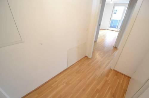 Neubau - Liebenau - 47m² - 2 Zimmer Wohnung - 13m² Balkon - ideale Pärchenwohnung