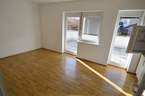 Strassgang - 54 m² - 3 Zimmer-Wohnung - große Terrasse