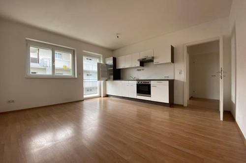 Strassgang - 54m² - NEUBAU - 3 Zimmer - großer Balkon - Abstellplatz
