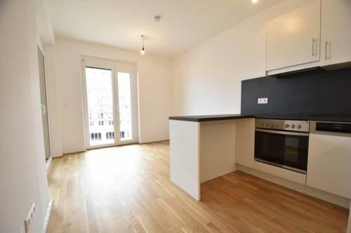 ERSTBEZUG - Quartier4 - Straßgang - 42m² - 2 Zimmer - Balkon/Loggia - perfekt für Singles