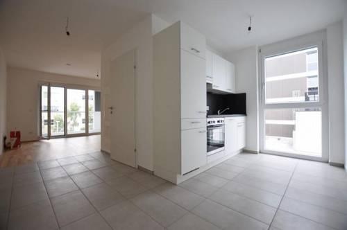 Brauquartier Puntigam - 30 m² - 1,5 Zimmer Wohnung - 9 m² Wintergarten