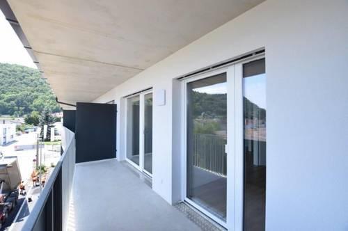 Gösting - 35m² - 2 Zimmer - Erstbezugscharakter - großer Balkon - inkl. TG-Platz