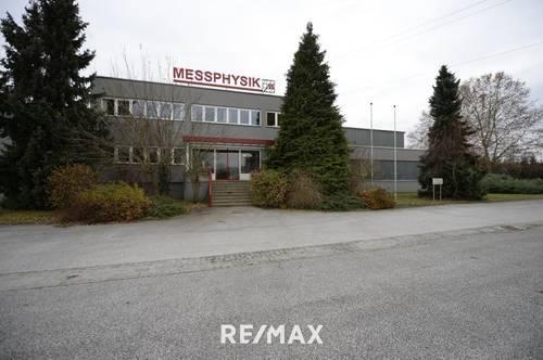 Betriebsobjekt mit Büro-/Betriebsgebäude !