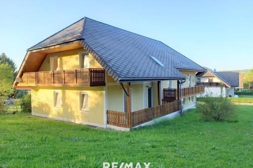 Haus mit 3 Wohneinheiten in schöner ruhiger Lage !