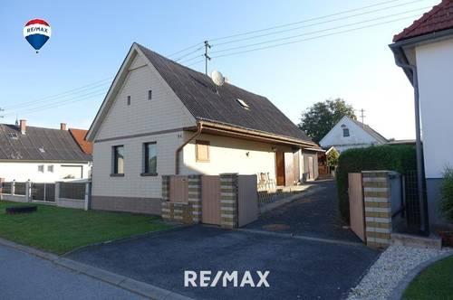 Kleines Haus im sonnigen Süd-Burgenland, Neumarkt im Tauchental