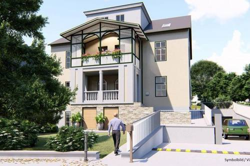 BAD VÖSLAU - repräsentative Eigentumswohnungen in top-sanierter Altbau-Villa