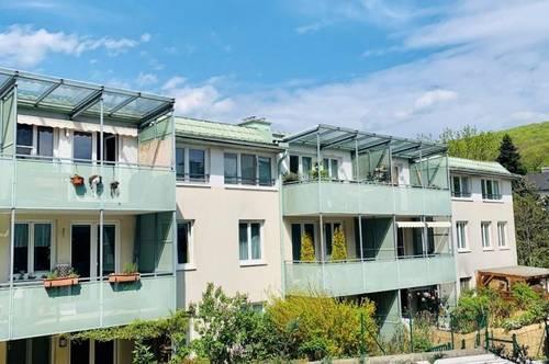 Purkersdorf - gemütliche 3 Zimmer Familienwohnung mit Loggia  *gefördert*