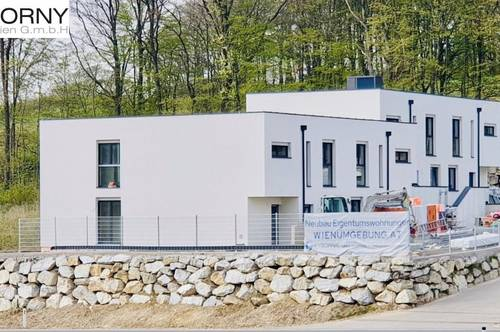 Riederberghöhe - Neubau Eigentumswohnung mit Eigengarten oder Terrasse
