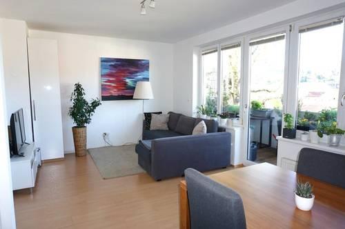 GABLITZ Zentrum - hübsche, sonnige 2 1/2 Zimmer Maisonettewohnung mit Süd-Loggia