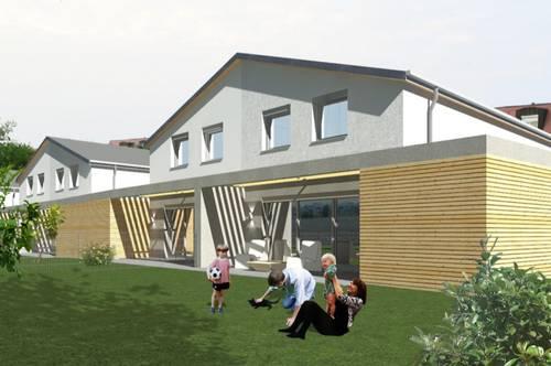 Der Start ins Neue Leben - Doppelhaushälfte mit viiiieeeel Platz: voll unterkellert