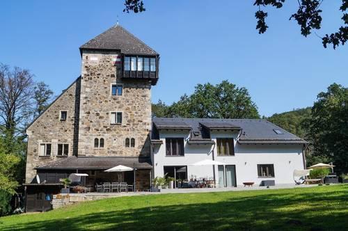 Einzigartige Burg: Historisch, modern & herrschaftlich!