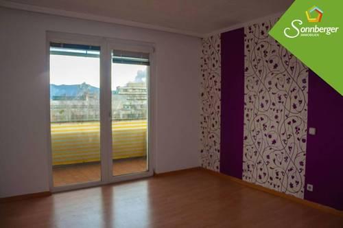 RÄUME VOLLER GLÜCK - 2-Zimmer Mietwohnung nahe Wifi/Linz