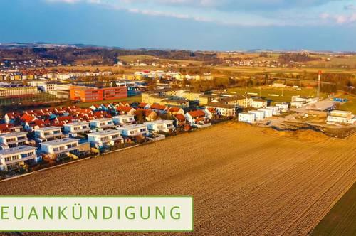 STADTGRÜNDE - Baugrundstück mit 423 m2 in Unterfeld/Perg