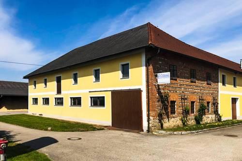 LAGERWERK - Gewerbefläche und Lager an der Donaubrücke St. Pantaleon/Erla