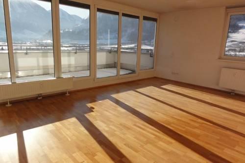 TRAUMHAFTER AUSBLICK - HERRLICHE SONNENLAGE - STADTZENTRUM - Penthouse Maisonette Wohnung in St. Johann im Pg - Ski amadé