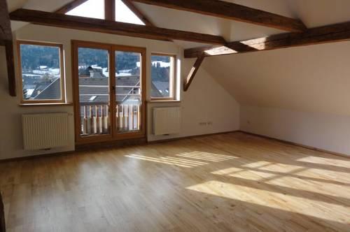 MIETE: WOHNEN IN PRIVATER ATMOSPHÄRE - Dachgeschosswohnung in St. Michael/ Lungau Zentrumslage - Skiregion Katschberg