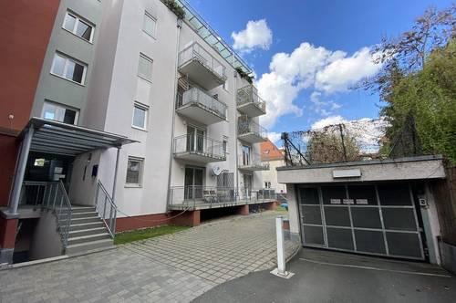 Gemütliche 2-Zimmer Wohnung mit großzügigem Balkon in Graz-Andritz