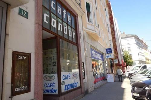 Repräsentative Liegenschaft im 1.Bezirk Innere Stadt - Boutique-/Cafe-/Galerie-/Geschäftsfläche