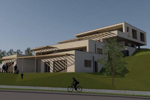 BAUGENEHMIGT! Neubauprojekt mit 8 Wohneinheiten am Robert-Stolz-Weg in Hausmannstätten