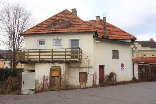 Ausgezeichnete Lage! 2-geschossige Liegenschaft mit einer beträchtlichen Baureserve im beliebten Grazer Bezirk Andritz