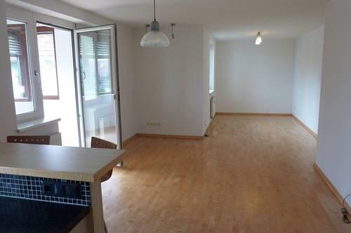 Ideal aufgeteilte 2-Zimmer-Wohnung in zentraler, ruhiger Lage in Gralla