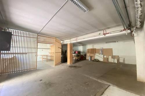 """PROVISIONSFREI! Zentral gelegene, rund 125 m² große Lagerfläche im Gewerbepark """"Brennpunkt"""" in Gleisdorf"""
