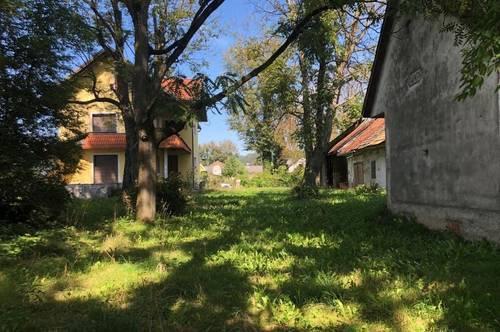 Großzügiges Grundstück in ländlicher und ruhiger Lage bei Wildon