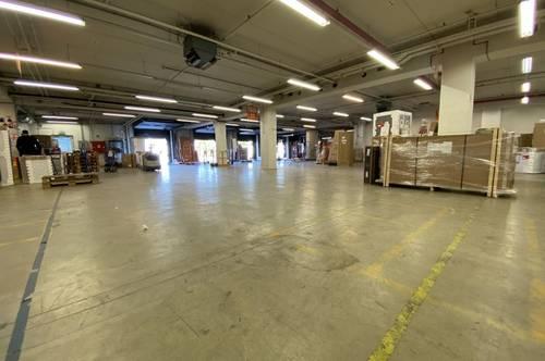 PROVISIONSFREI! Hochfrequentierte, zentrale Lage - Zweigeschossige Lagerfläche im Grazer Bezirk Puntigam in der Triester Straße - 1 Monat mietfrei