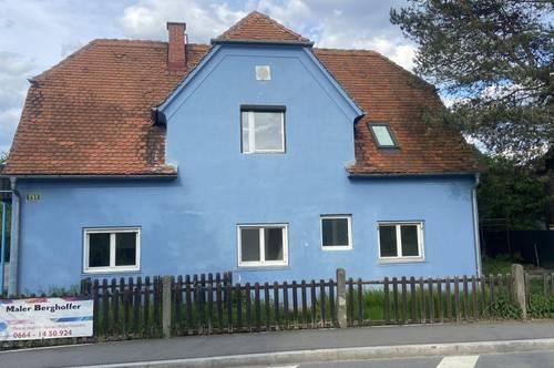 Im Grazer Bezirk Liebenau - Bestandsfreie Liegenschaft mit kleiner Baureserve