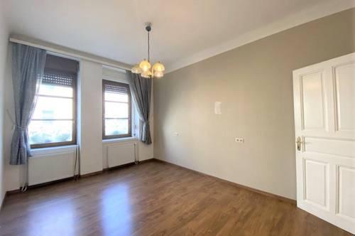 Zentral gelegene 3-Zimmer-Wohnung gegenüber der TU Graz – WG-geeignet