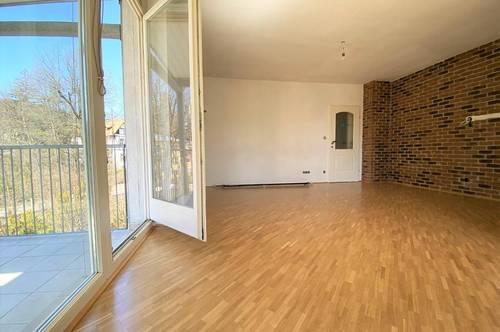 Moderne, perfekt aufgeteilte 3-Zimmer-Wohnung mit Terrasse und KFZ-Tiefgaragenplatz in unmittelbarer Nähe zum LKH